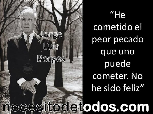 Frases célebres del escritor argentino Jorge L. Borges para compartir