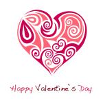 Imágenes de Amor para San Valentín con frases, palabras, mensajes y corazones