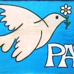 Mejores imágenes  de palomas de la paz para imprimir