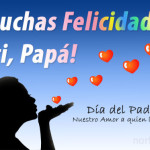 Imágenes, postales y tarjetas con frases bonitas para regalar este Día del Padre