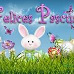 Bonitas imágenes y tarjetas de Felices Pascuas para compartir con amigos y familiares