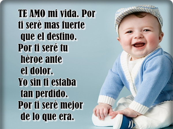 frases para bebes