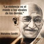 Imágenes con frases célebres y pensamientos de Mahatma Gandhi para compartir
