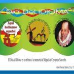 Imágenes conmemorativas del Día del Idioma Castellano para compartir