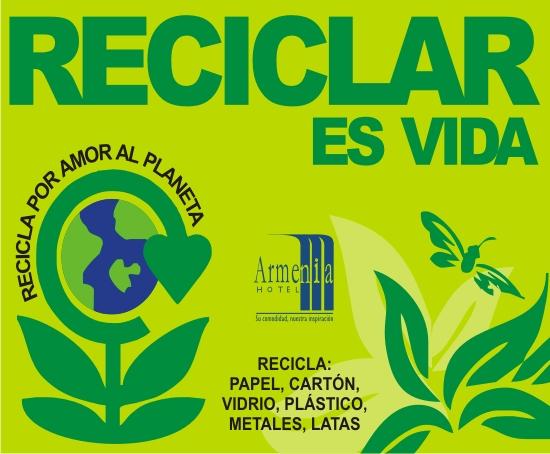 Mensajes De Reciclaje Para Cuidar El Planeta