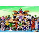 Fotos, dibujos e imágenes de Dragon Ball Z junto a personajes