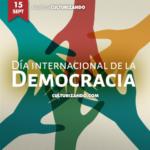 15 de septiembre – Día Internacional de la Democracia – Imágenes para compartir