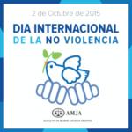 """Día Internacional de la No Violencia: """"Homenaje a Mahatma Gandhi"""" – Imágenes para compartir"""