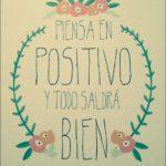 Imágenes hermosas con frases positivas para reflexionar