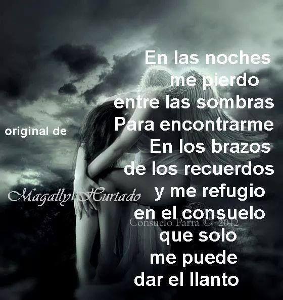 Poemas De Soledad Y Muerte   imagenes romanticas con