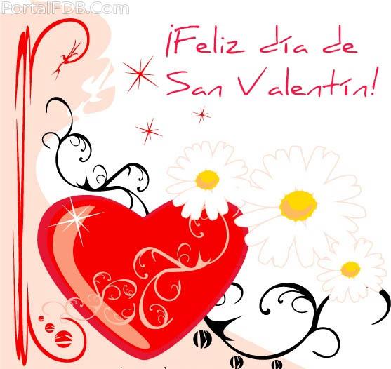 Imagenes De Amor Para San Valentin Con Frases Palabras Mensajes Y