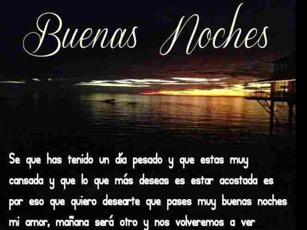 Imagenes Lindas Con Frases Bonitas Para Decir Buenas Noches