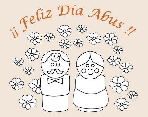 Imágenes Tiernas Con Frases Bonitas Para Saludar A Los Abuelos En Su
