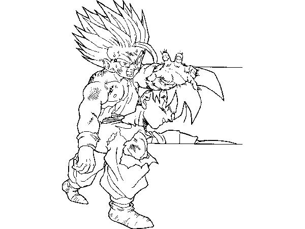 Fotos, Dibujos E Imágenes De Dragon Ball Z Junto A