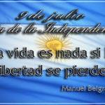 9 de julio – 1816 – 2016 – Bicentenario de la Independencia Argentina