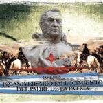 Conmemoración del Aniversario del fallecimiento del Gral. Don José de San Martín