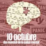 Imágenes con frases para conmemorar el Día Mundial de la Salud Mental
