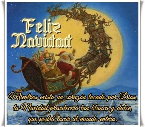 Navidad 2018 Tarjetas Gifs Animados Con Frases Bonitas