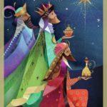 Imágenes, láminas, poemas y cartas infantiles para el Día de Reyes Magos 6 de enero