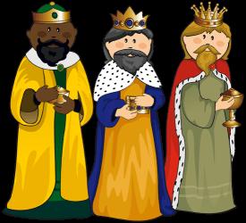 Imágenes Láminas Poemas Y Cartas Infantiles Para El Día De Reyes