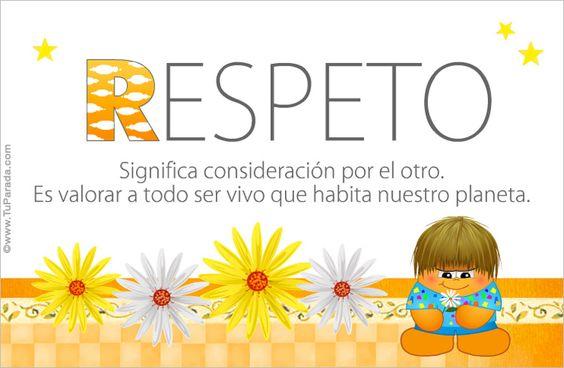 Imágenes Con Frases Sobre El Respeto Para Reflexionar Mejores Imágenes