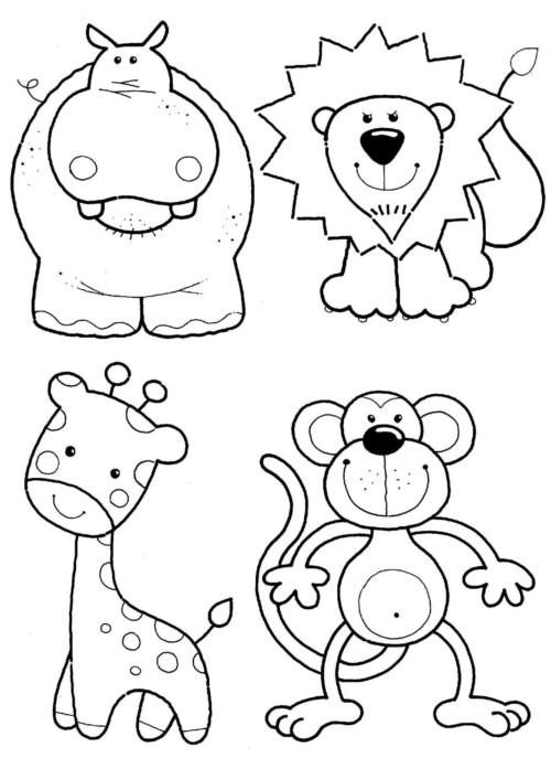 Imagenes Infantiles Y Educativas Para Colorear Y Aprender