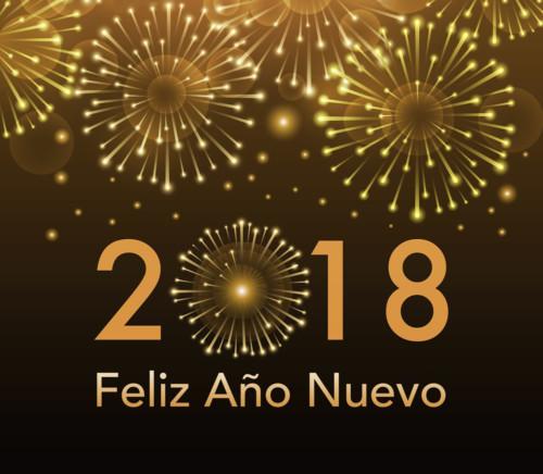 Imágenes De Año Nuevo Con Frases Mensajes Y Felicitaciones