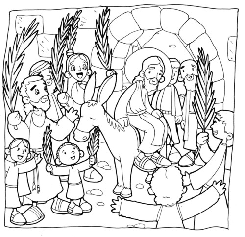 Imagenes Para Semana Santa Frases Mensajes Palabras Y Dibujos