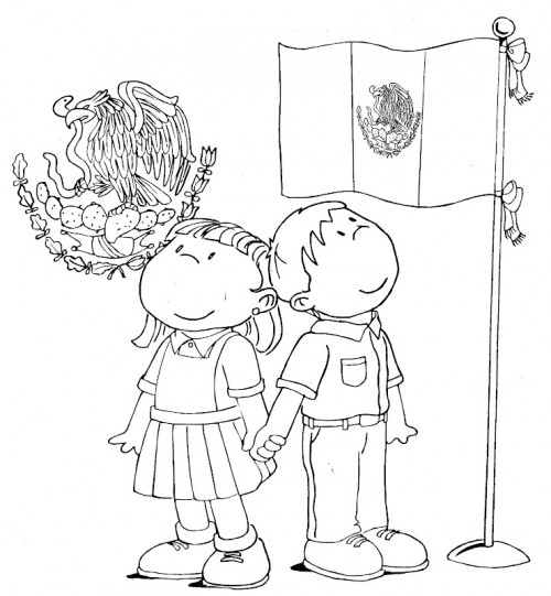 Imágenes de la Bandera de México » Fotos e Información de todas las ...