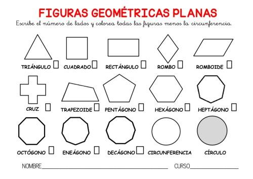 45 Mejores Imágenes De Figuras Geométricas Mejores Imágenes