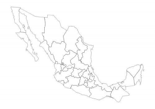 Mejores Imágenes De Mapas De Mexico Para Descargar E